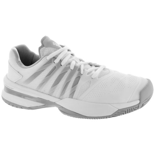 K-Swiss Ultrashot: K-Swiss Women's Tennis Shoes White/Highrise