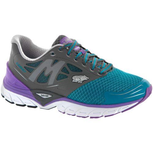 Karhu Fast 6 MRE: Karhu Women's Running Shoes Charcoal/Bellflower