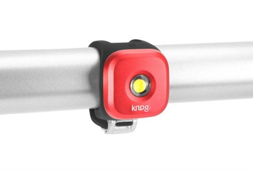 Knog Blinder 1 Front Light Standard - red, one size