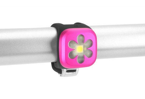 Knog Blinder Flower Front - pink, one size