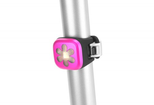 Knog Blinder Flower Rear - pink, one size