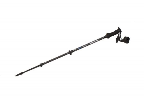 Komperdell Carbon Powerlock Hiking Poles - Women's - one color, one size