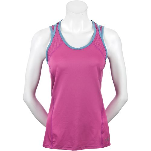 LIJA Berry Crush Energy Tank: LIJA Women's Tennis Apparel