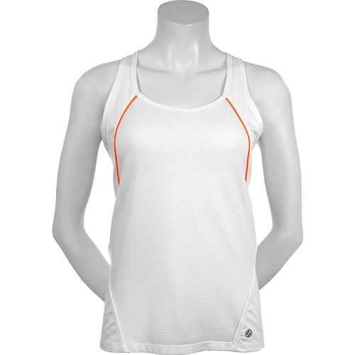 LIJA Stride Racer Tank: LIJA Women's Running Apparel