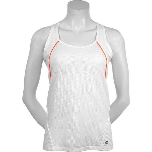 LIJA Stride Racer Tank: LIJA Women's Running Apparel
