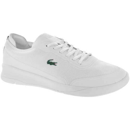 Lacoste LT Spirit Elite 117 4: LACOSTE Men's Tennis Shoes White