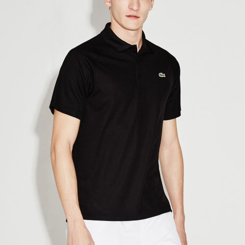 Lacoste SPORT Pique Polo: LACOSTE Men's Tennis Apparel