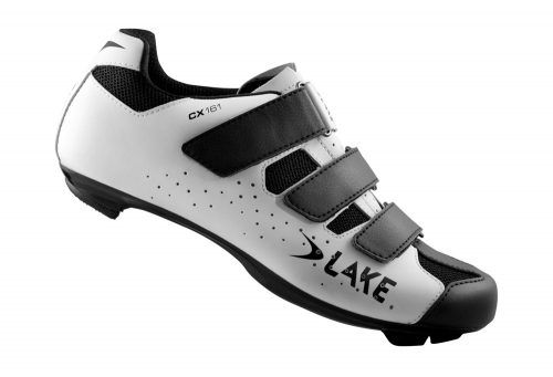 Lake CX161 Shoes - white black, eu 47
