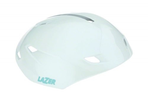 Lazer Jinkz CNS Helmet Cover - Youth - white/blue, youth unisize