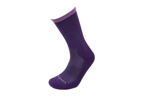 Lorpen T2 Light Hiker Merino Socks - Women's - plum, small