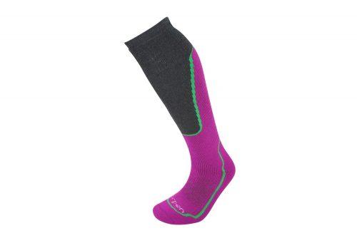 Lorpen T2 Ski Midweight Socks - Women's - violet, small