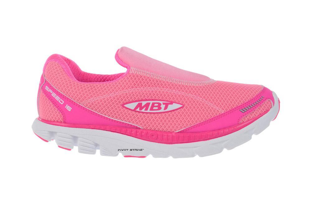 MBT Speed Slip On Shoes - Women's - pink/rhodamine, 11.5
