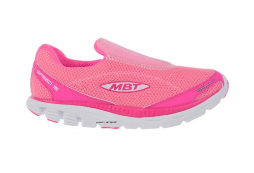 MBT Speed Slip On Shoes - Women's - pink/rhodamine, 5.5