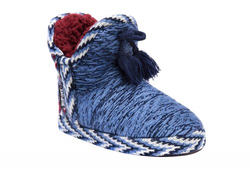 MUK LUKS Amira Slippers - Women's - denim, small 5-6