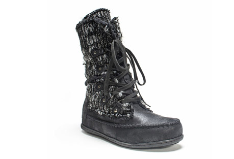 MUK LUKS Lilly Lace Up Boot - Women's