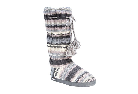 MUK LUKS Tall Grace Tie Boots - Women's