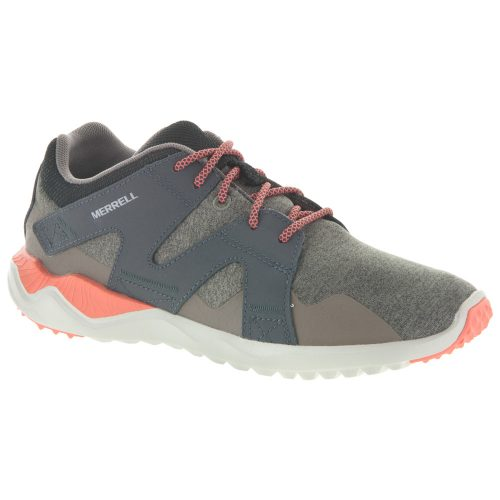 Merrell 1SIX8 Lady: Merrell Women's Walking Shoes Aluminum