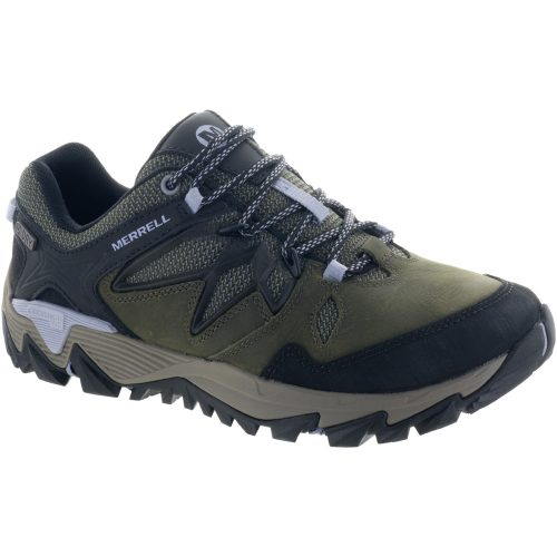 Merrell All Out Blaze 2 Waterproof: Merrell Women's Hiking Shoes Dark Olive