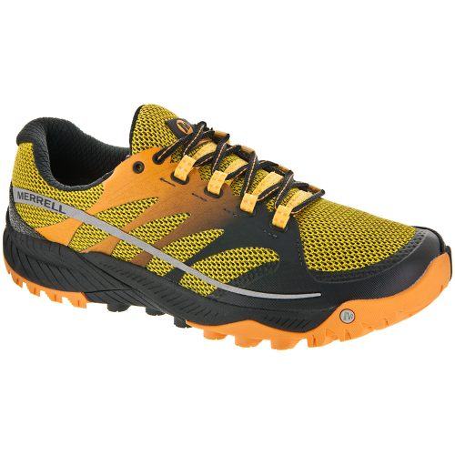 Merrell All Out Charge: Merrell Men's Running Shoes Yellow