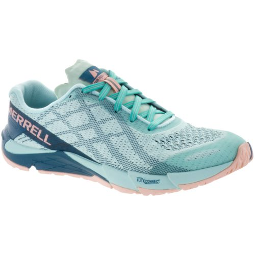 Merrell Bare Access Flec E-Mesh: Merrell Women's Running Shoes Turquoise