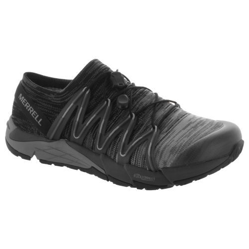 Merrell Bare Access Flex Knit: Merrell Women's Running Shoes Black