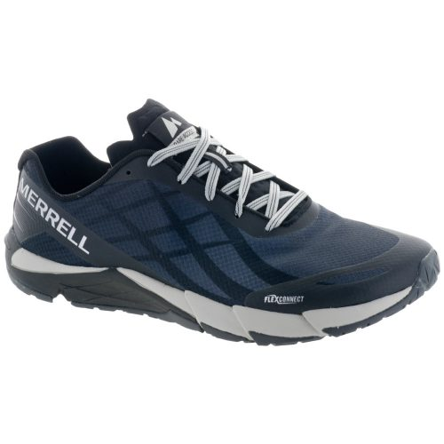 Merrell Bare Access Flex: Merrell Men's Running Shoes Black/Silver