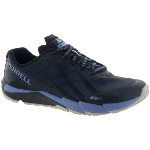 Merrell Bare Access Flex: Merrell Women's Running Shoes Black/Metallic Lilac