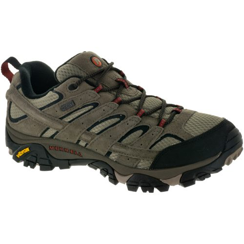 Merrell Moab 2 Waterproof: Merrell Men's Hiking Shoes Bark Brown