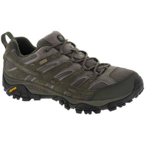 Merrell Moab 2 Waterproof: Merrell Men's Hiking Shoes Dusty Olive