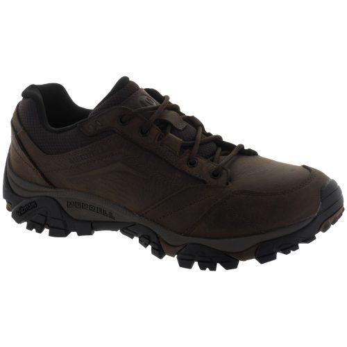 Merrell Moab Adventure Lace: Merrell Men's Walking Shoes Dark Earth