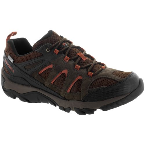 Merrell Outmost Vent Waterproof: Merrell Men's Hiking Shoes Slate Black