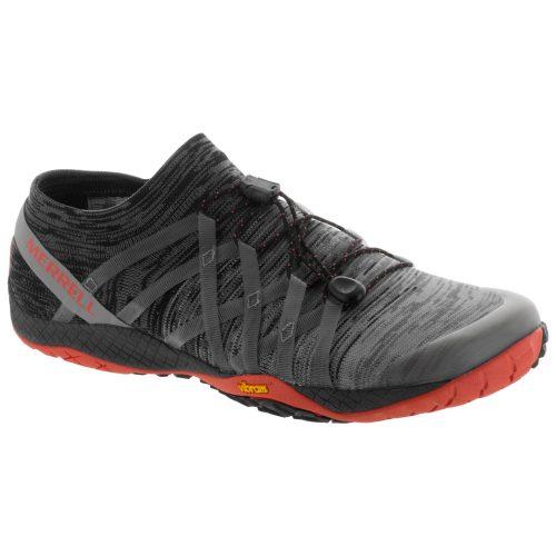 Merrell Trail Glove 4 Knit: Merrell Men's Running Shoes Charcoal