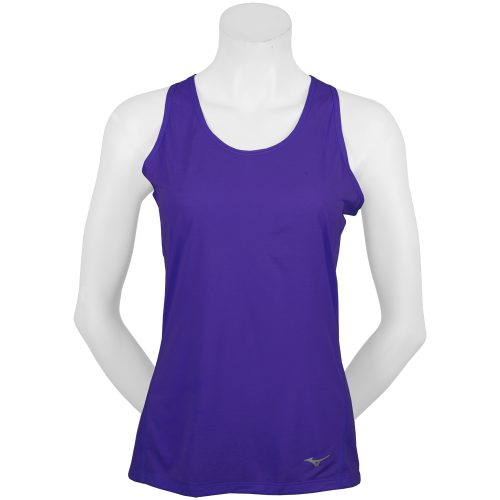 Mizuno Active Tank: Mizuno Women's Running Apparel Spring 2017