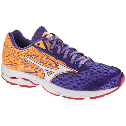 Mizuno Wave Catalyst 2: Mizuno Women's Running Shoes Liberty/Orange Pop/Electric