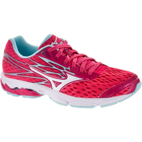 Mizuno Wave Catalyst 2: Mizuno Women's Running Shoes Paradise Pink/White/Clearwater