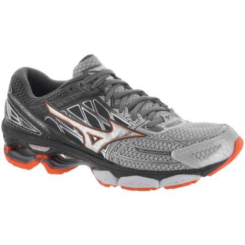 Mizuno Wave Creation 19: Mizuno Men's Running Shoes Silver/Diamond