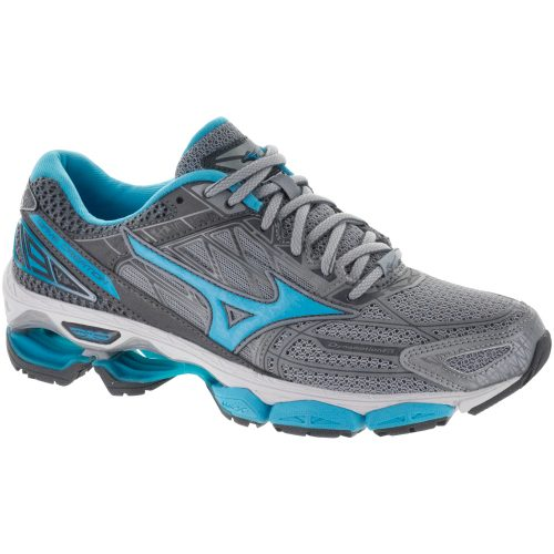 Mizuno Wave Creation 19: Mizuno Women's Running Shoes High-rise/Blue Atoll/Castlerock