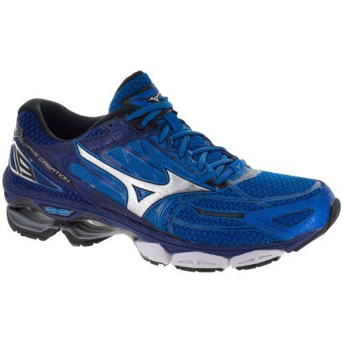 Mizuno Wave Creation: Mizuno Men's Running Shoes Directoire Blue/Silver Blueprint