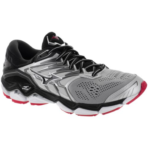 Mizuno Wave Horizon 2: Mizuno Men's Running Shoes Silver/Black