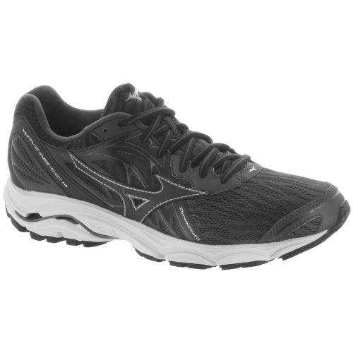 Mizuno Wave Inspire 14: Mizuno Men's Running Shoes Dark Shadow/Black