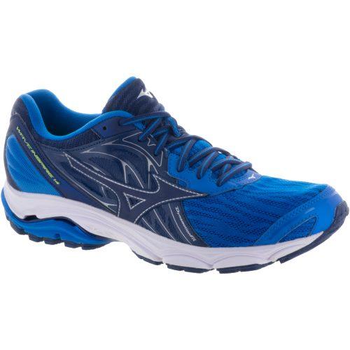 Mizuno Wave Inspire 14: Mizuno Men's Running Shoes Directoire Blue/Blue Depths