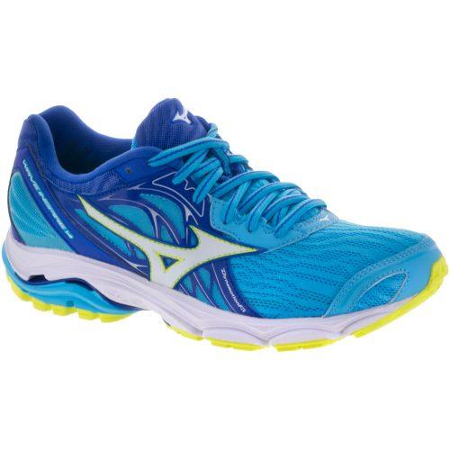 Mizuno Wave Inspire 14: Mizuno Women's Running Shoes Cobalt/White