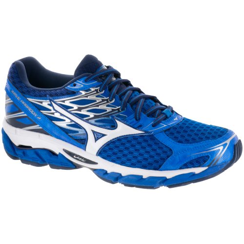 Mizuno Wave Paradox 4: Mizuno Men's Running Shoes Imperial Blue/White/Peacoat