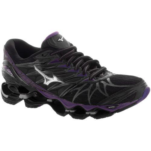 Mizuno Wave Prophecy 7: Mizuno Women's Running Shoes Black/Silver