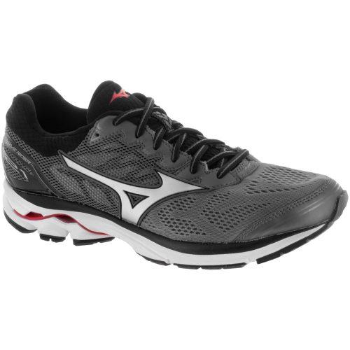Mizuno Wave Rider 21: Mizuno Men's Running Shoes Quiet Shade/Silver