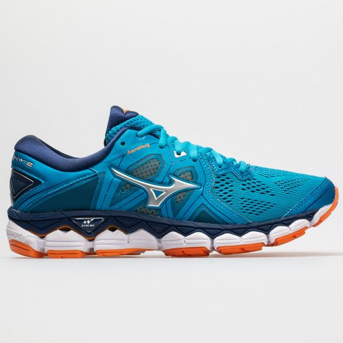Mizuno Wave Sky 2: Mizuno Women's Running Shoes Hawaiian Ocean/Bird Of Paradise