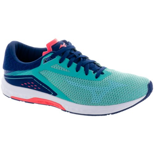 Mizuno Wave Sonic: Mizuno Women's Running Shoes Turquoise/Yucca