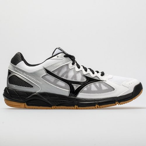 Mizuno Wave Supersonic: Mizuno Women's Indoor, Squash, Racquetball Shoes White/Black