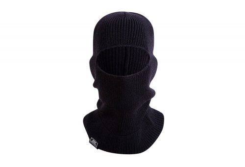 Mons Royale West Star Balaclava - black, one size
