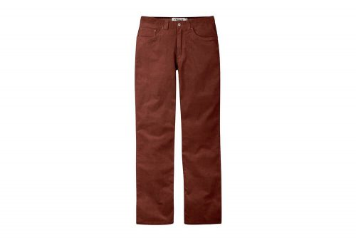 Mountain Khakis Canyon Cord Pant Classic Fit - Men's - brick, 34